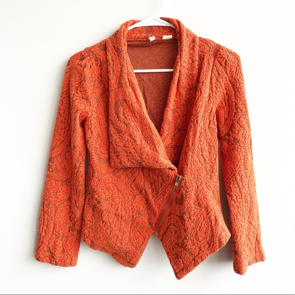 Anthropologie Sweaters - Anthropologie   Moth Paisley Gust Sweater Jacket